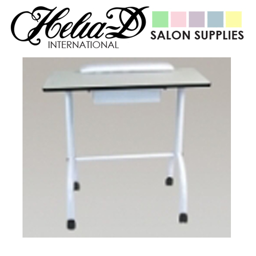Manicure Table with Cushion & Drawer