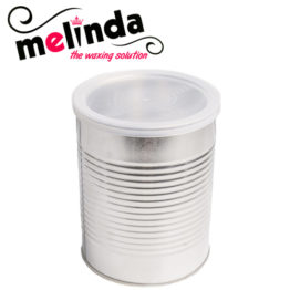 Wax Tin with Lid (10cm)- 500g